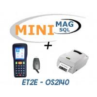 Minimag + Terminale ET2E + Stampante OS-2140
