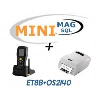 Minimag + Terminale ET8B + Stampante OS-2140