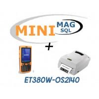 Minimag + Terminale ET380W + Stampante OS-2140