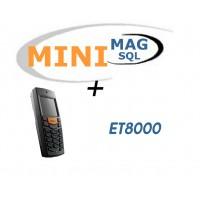 Minimag + Terminale ET8000