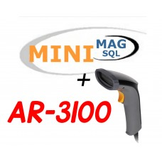 Minimag + Lettore AR-310